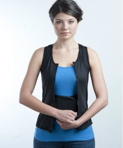 Back Pain Relief Tank Tops. Wear and Ice On the Go | By Spand-Ice